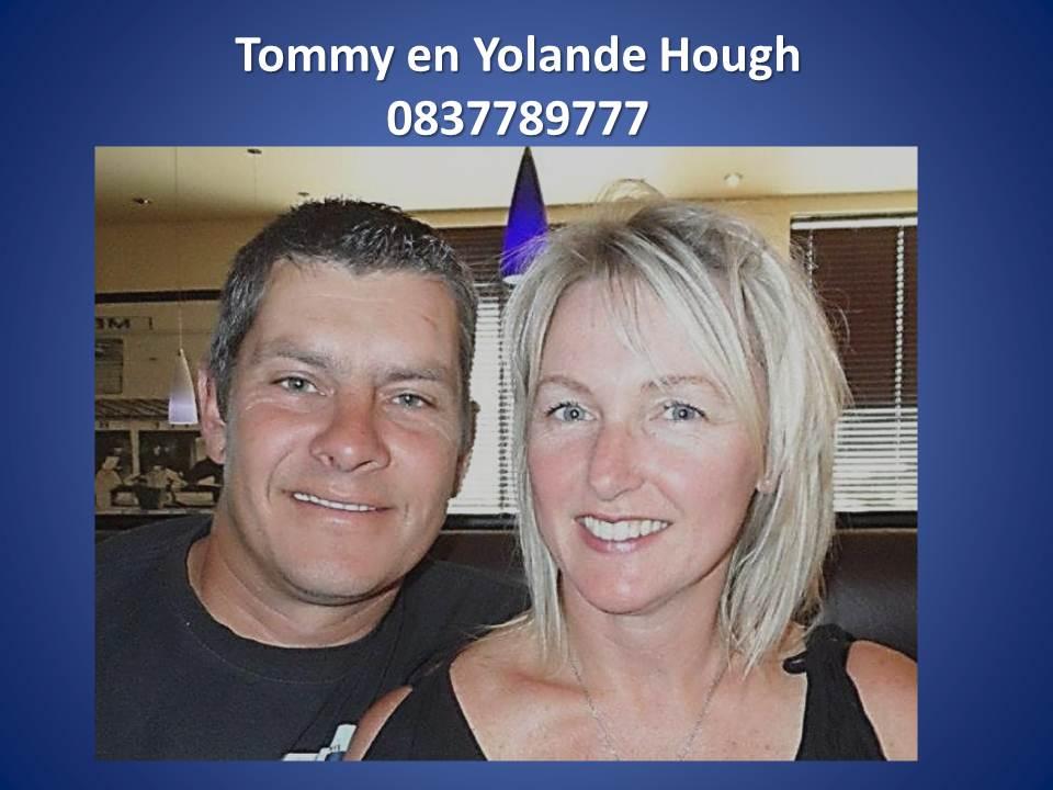 Tommy & Yolande Hough